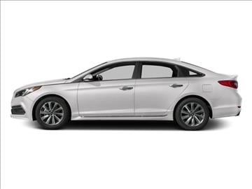 2017 Hyundai Sonata for sale in Clarksville, MD