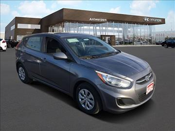 2017 Hyundai Accent for sale in Clarksville, MD
