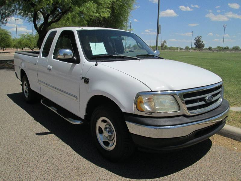2000 Ford F-150 4dr XLT Extended Cab SB - Tucson AZ