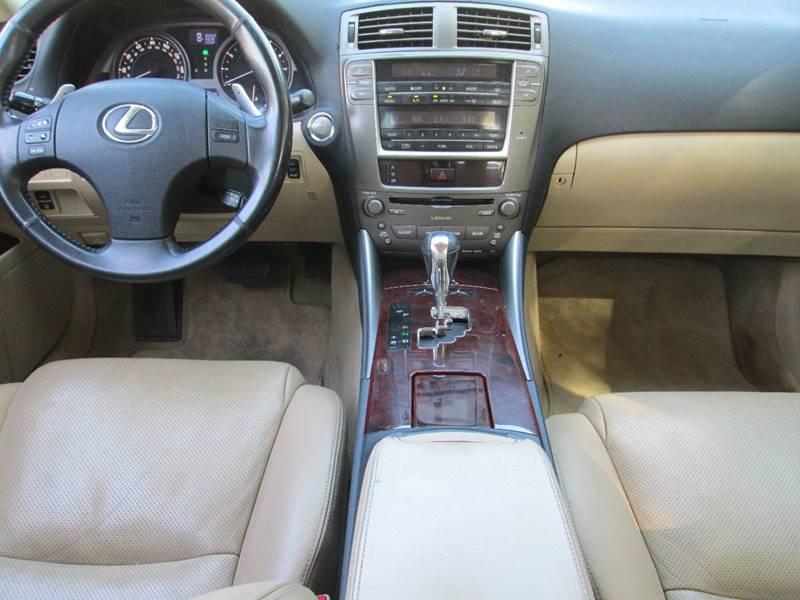 2006 Lexus IS 350 4dr Sedan - Tucson AZ