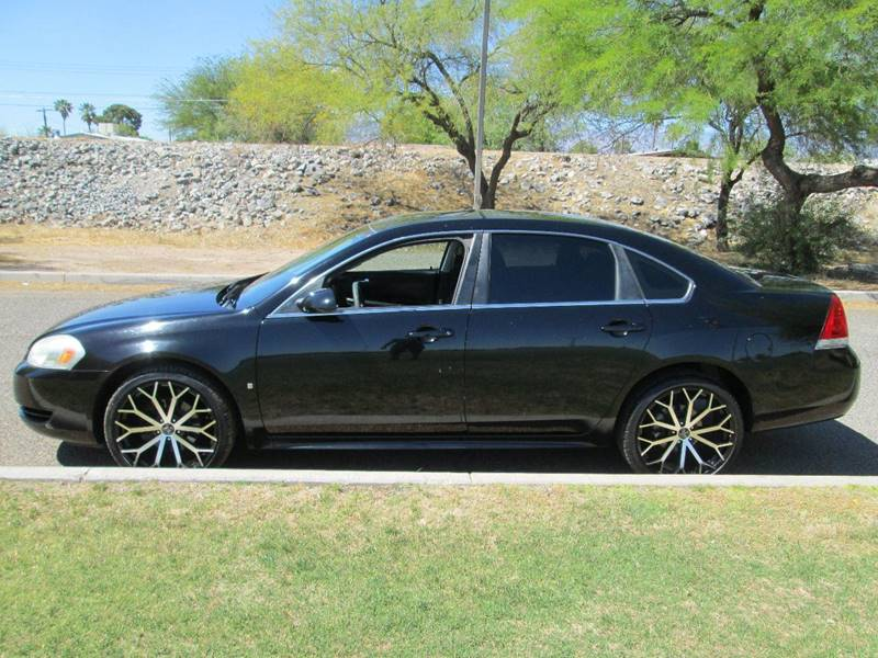 2010 Chevrolet Impala LS 4dr Sedan - Tucson AZ