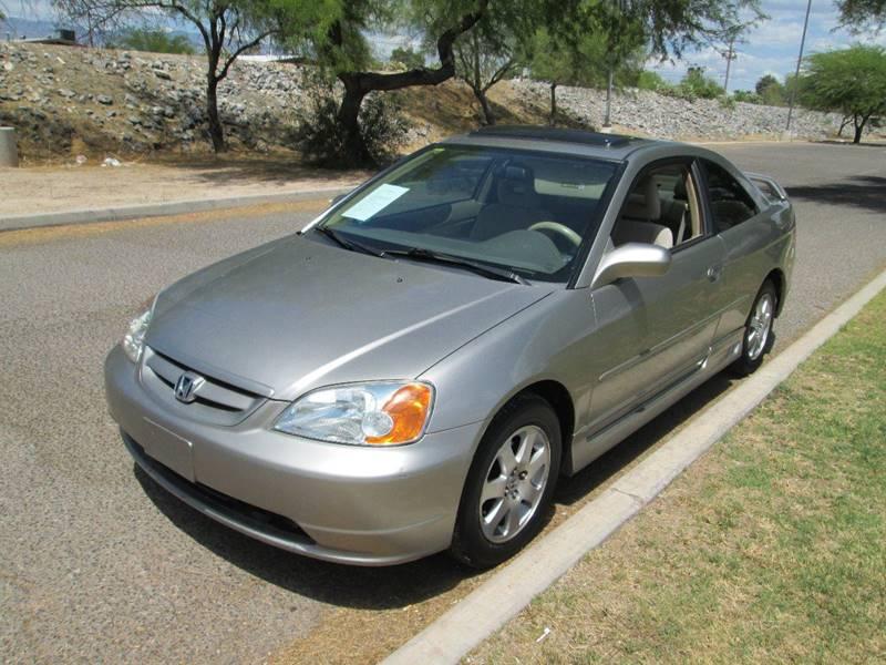 2003 Honda Civic EX 2dr Coupe - Tucson AZ