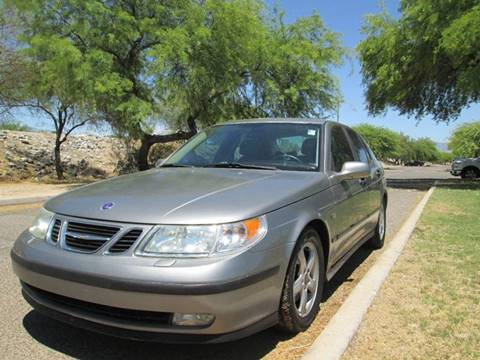 2004 Saab 9-5 for sale in Tucson, AZ
