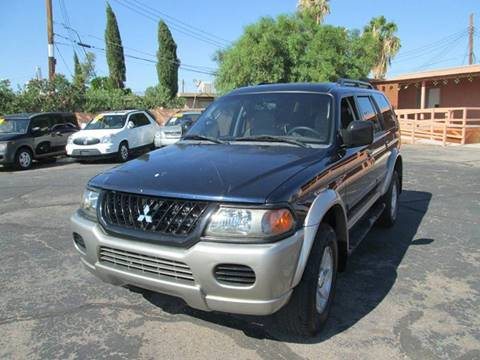 2003 Mitsubishi Montero Sport for sale in Tucson, AZ