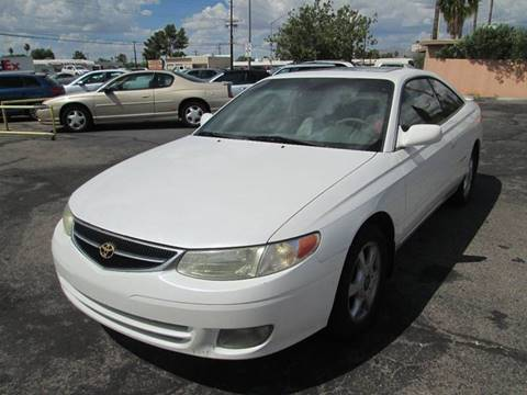 2000 Toyota Camry Solara for sale in Tucson, AZ