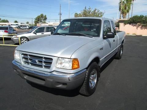 2001 Ford Ranger for sale in Tucson, AZ