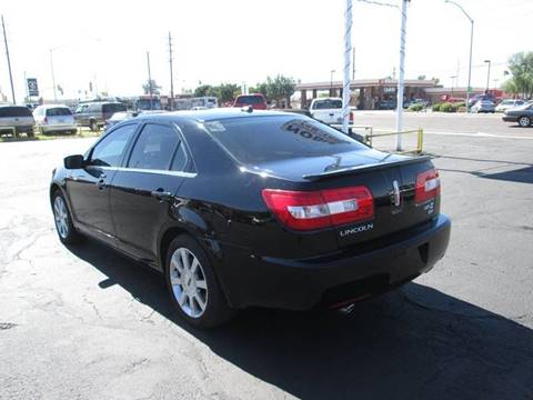 2007 Lincoln MKZ for sale in Tucson, AZ