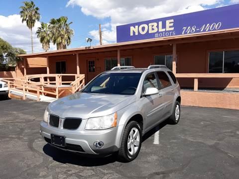2007 Pontiac Torrent for sale in Tucson, AZ