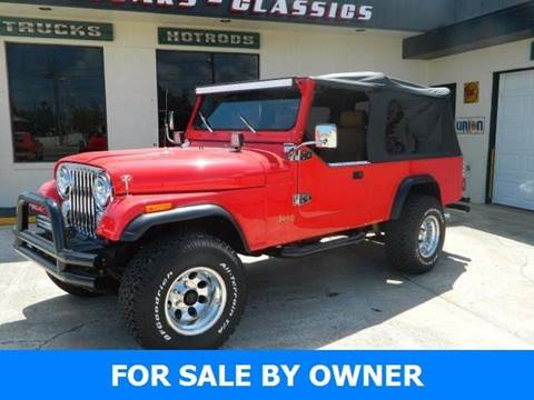 1982 Jeep CJ-5 for sale in Tucson, AZ