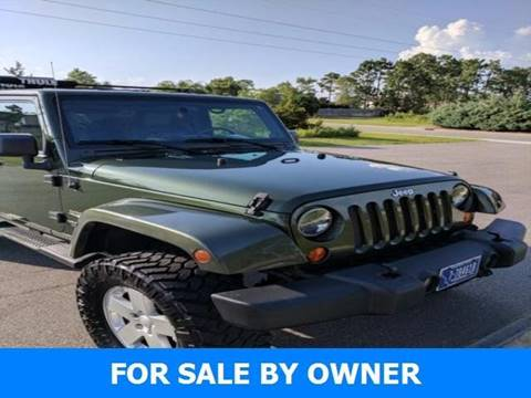 2007 Jeep Wrangler for sale in Tucson, AZ