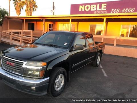 2007 GMC Canyon for sale in Tucson, AZ