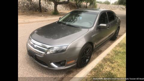 2011 Ford Fusion for sale at Noble Motors in Tucson AZ