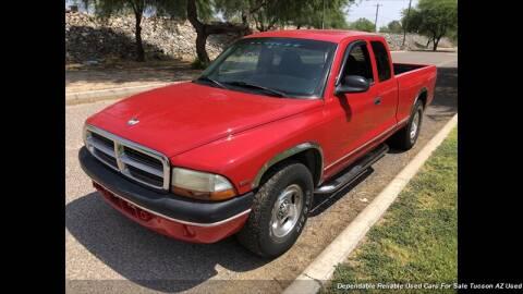 1998 Dodge Dakota for sale at Noble Motors in Tucson AZ