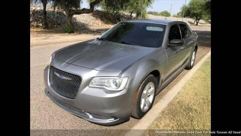 2015 Chrysler 300 for sale at Noble Motors in Tucson AZ