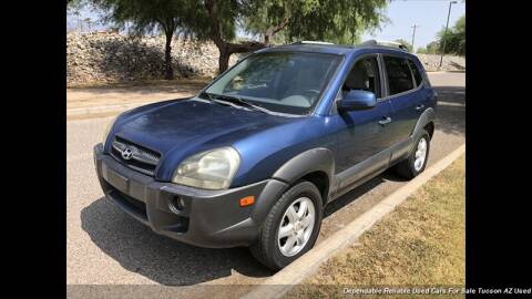 2005 Hyundai Tucson for sale at Noble Motors in Tucson AZ