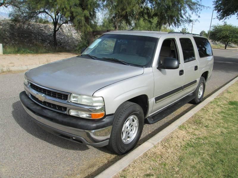 2004 Chevrolet Suburban 1500 Ls 4dr Suv In Tucson Az