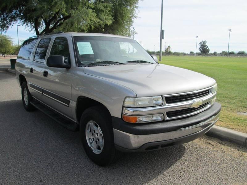 2004 Chevrolet Suburban 1500 LS 4dr SUV - Tucson AZ