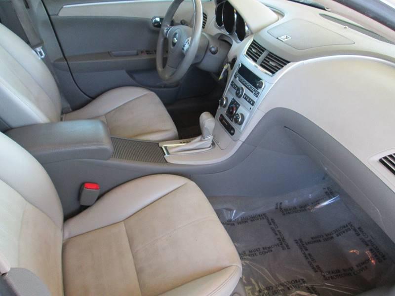 2008 Chevrolet Malibu LT 4dr Sedan w/2LT - Tucson AZ
