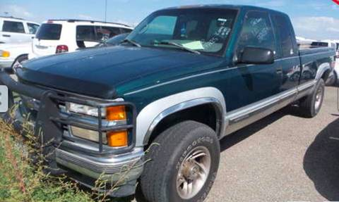 1995 Chevrolet C/K 2500 Series for sale in American Falls, ID