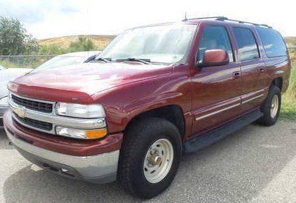 2003 Chevrolet Suburban for sale in American Falls, ID