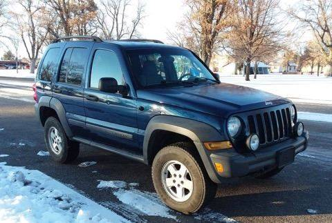 2005 Jeep Liberty for sale in American Falls, ID