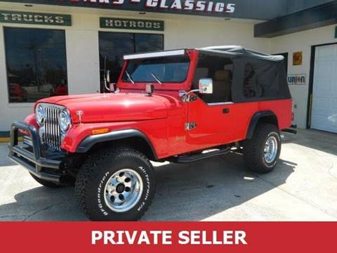 1982 Jeep CJ-5 for sale in Cherry Hill, NJ