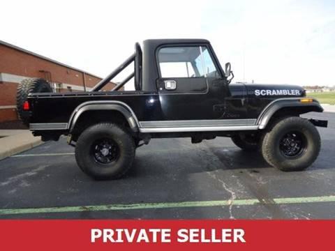 1981 Jeep CJ-5 for sale in Cherry Hill, NJ