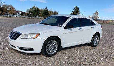 2011 Chrysler 200 for sale in American Falls, ID