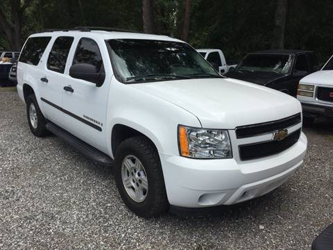 2007 Chevrolet Suburban for sale in Bunnell, FL
