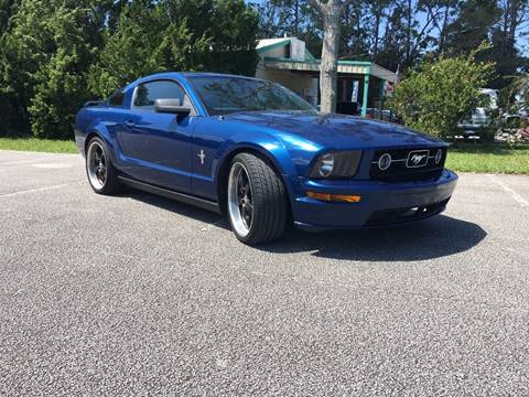 2006 Ford Mustang for sale in Bunnell, FL