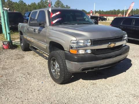 2001 Chevrolet Silverado 2500HD for sale in Bunnell, FL