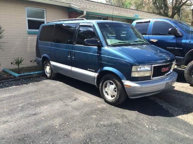 1998 GMC Safari for sale in Bunnell, FL
