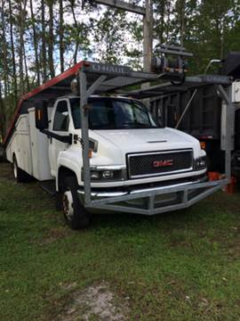2007 GMC TOPKICK for sale in Bunnell, FL