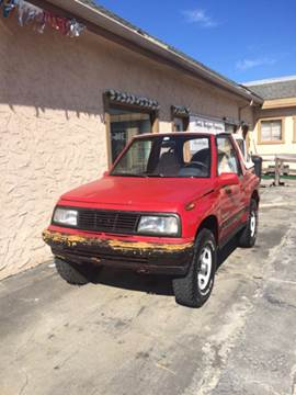 1990 GEO Tracker for sale in Bunnell, FL
