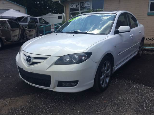 2007 Mazda Mazda3 S Grand Touring 4dr Sedan 2 3l I4 5a In
