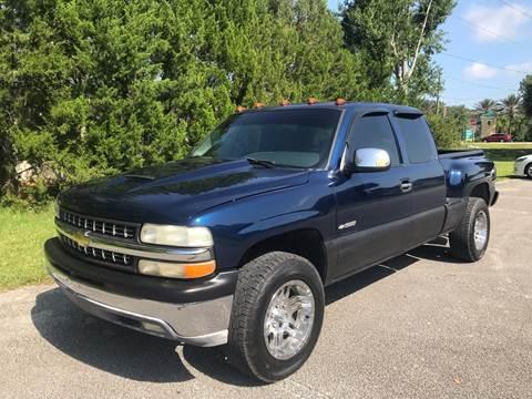 2000 Chevrolet Silverado 1500 for sale in Bunnell, FL