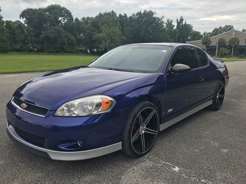 2007 Chevrolet Monte Carlo for sale in Bunnell, FL