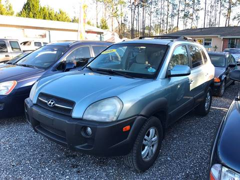 2006 Hyundai Tucson for sale in Bunnell, FL
