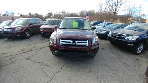 2007 Honda Pilot for sale in Cortlandt Manor, NY