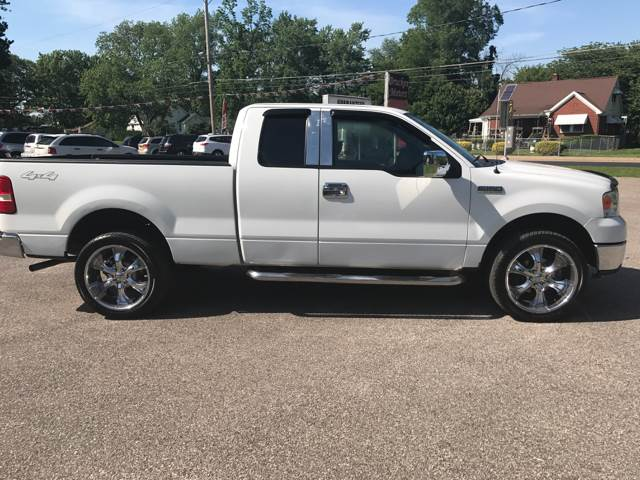 2007 Ford F-150 XLT 4dr SuperCab 4WD Styleside 6.5 ft. SB - Evansville IN