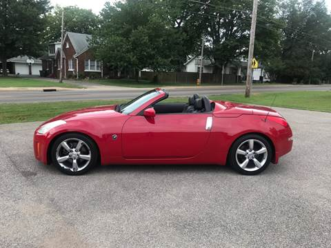 2006 Nissan 350z For Sale In Indiana Carsforsale