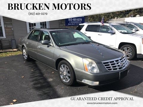 2008 Cadillac DTS for sale in Evansville, IN