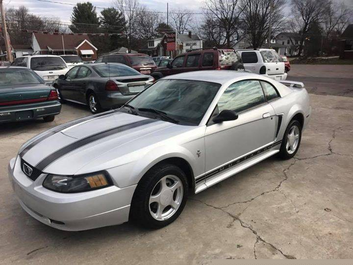 2003 Ford Mustang 2dr Coupe - Evansville IN