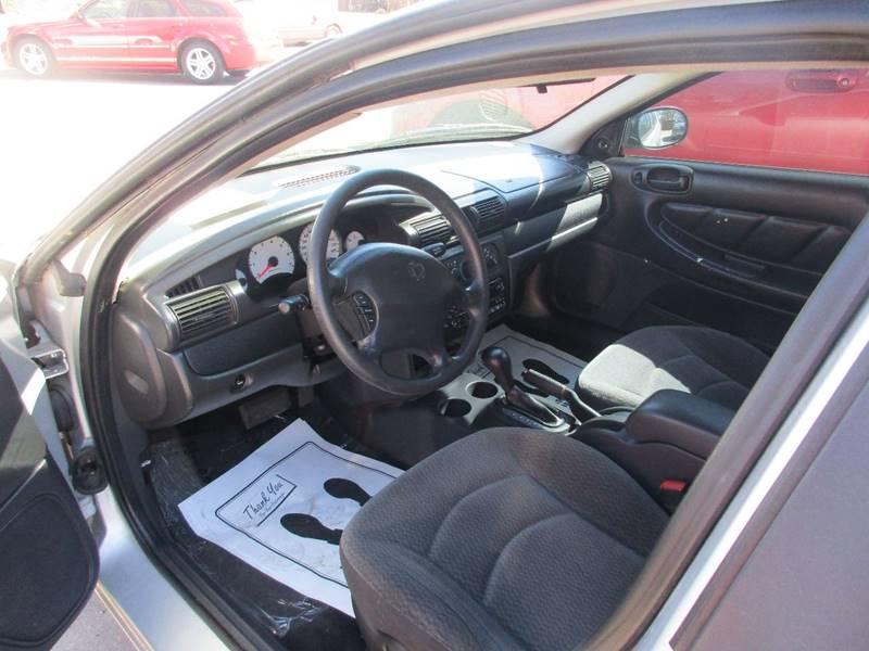 2003 Dodge Stratus SE 4dr Sedan - Evansville IN