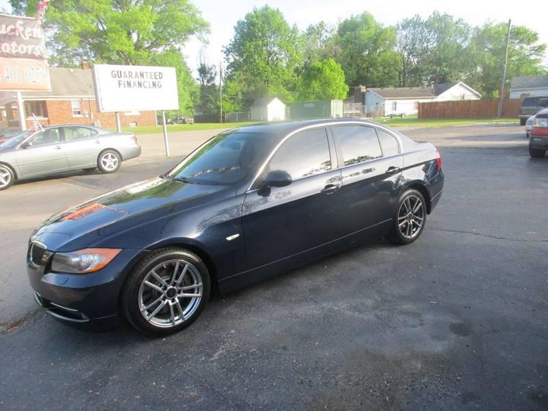 2007 BMW 3 Series AWD 335xi 4dr Sedan Luxury - Evansville IN
