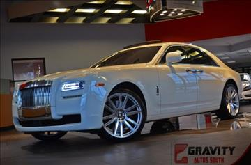 2011 Rolls-Royce Ghost