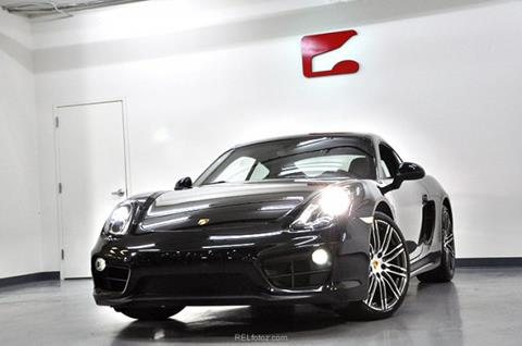 2016 Porsche Cayman for sale in Union City, GA