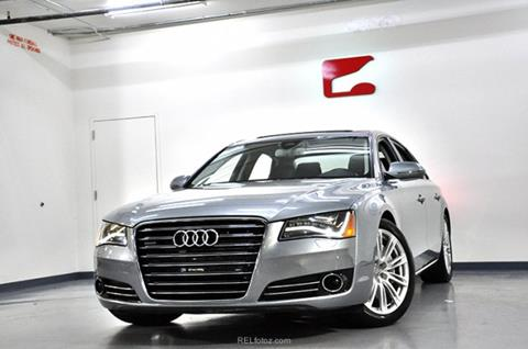 2011 Audi A8 L for sale in Union City, GA