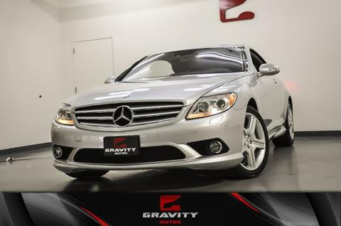 2008 Mercedes-Benz CL-Class for sale in Union City, GA
