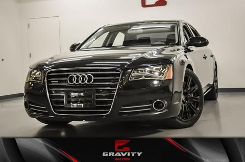 2012 Audi A8 L for sale in Union City, GA